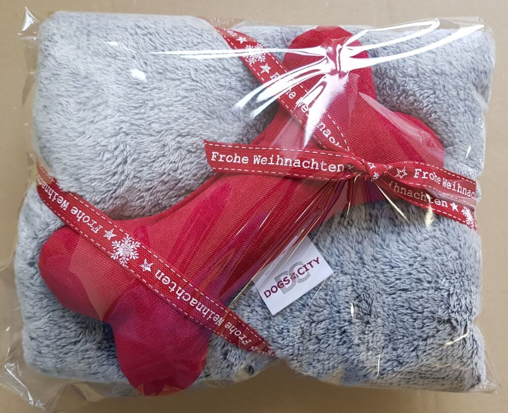 X-MAS & NIKOLAUS GESCHENK TO GO :-) | DOGS in the CITY