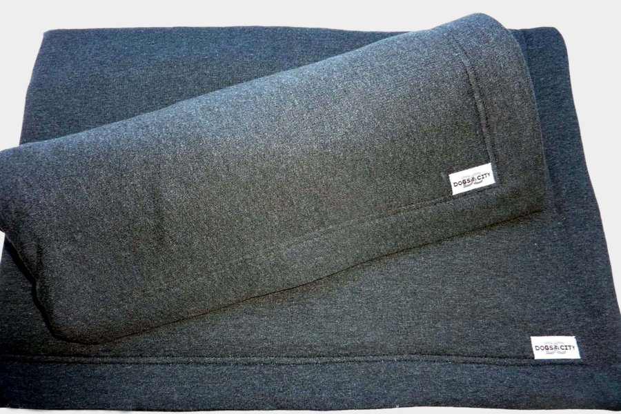 Dog Blanket Sports anthracite Sweatshirt