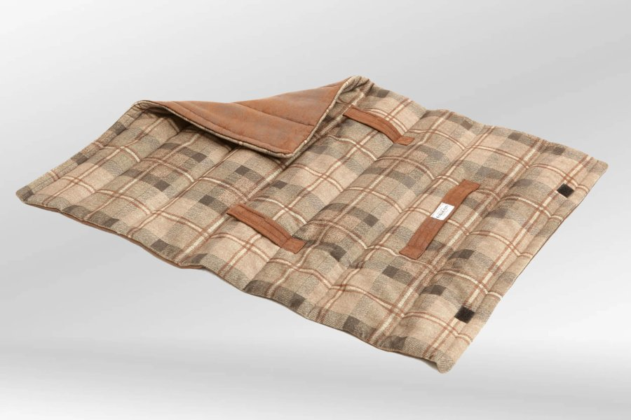 Travel Mat / Travel Bed Chester chestnut American Vintage