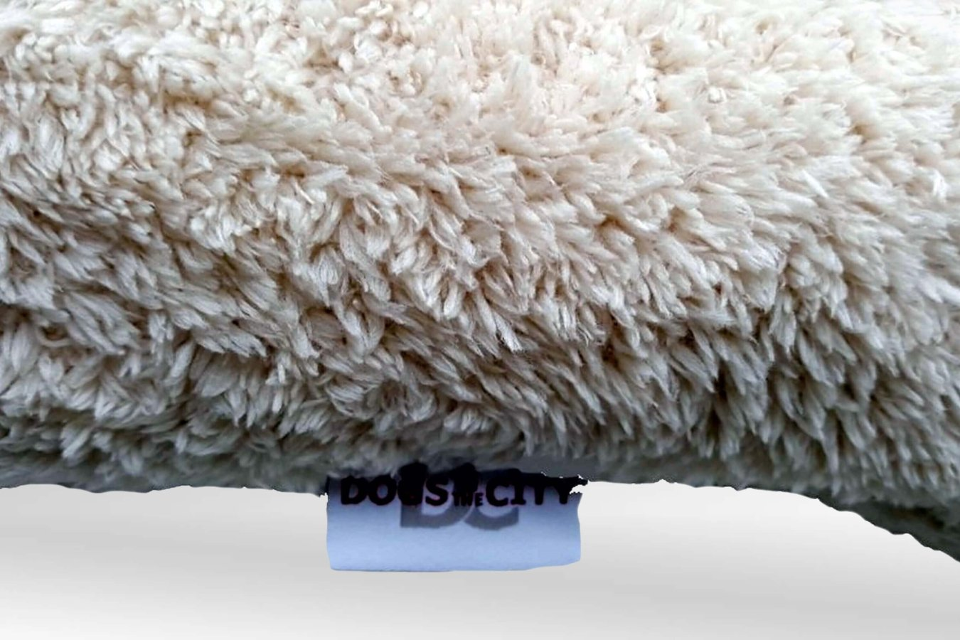 Dog Pillow Pooch beige XS & S