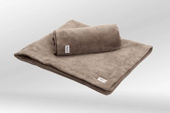 Dog blanket Mystic brown