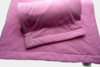 Dog Blanket Sports Nicki pink