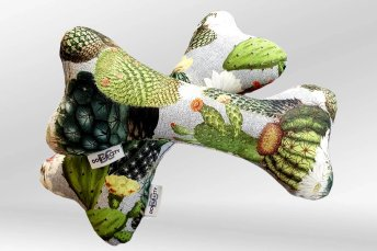 Plush Bone Cactus Don´t Bite! XL 40 cm