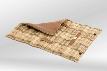 Travel Mat / Travel Bed Chester leaf American Vintage